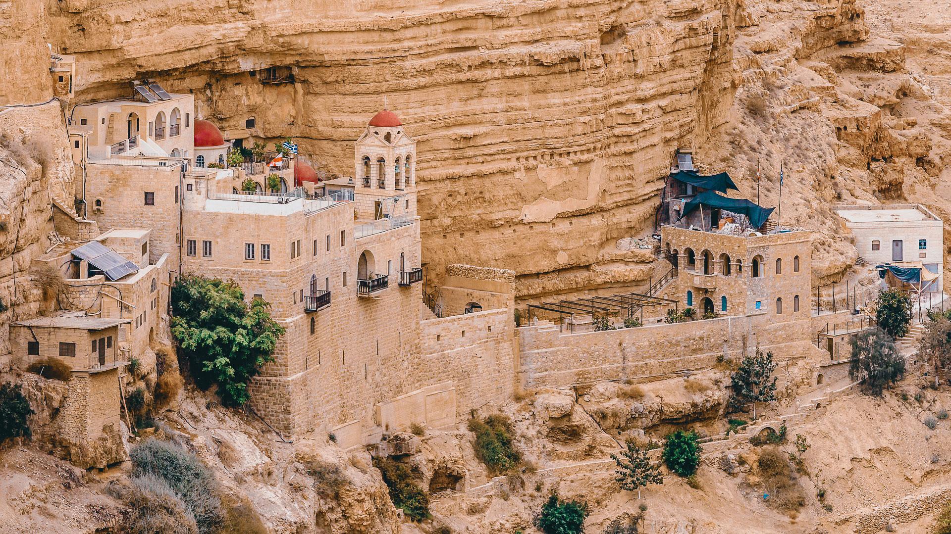 Nazaret – Kana Galilejska – Tabor – Tabgha – Kafarnaum – Jerihon – Betlehem – Jeruzalem