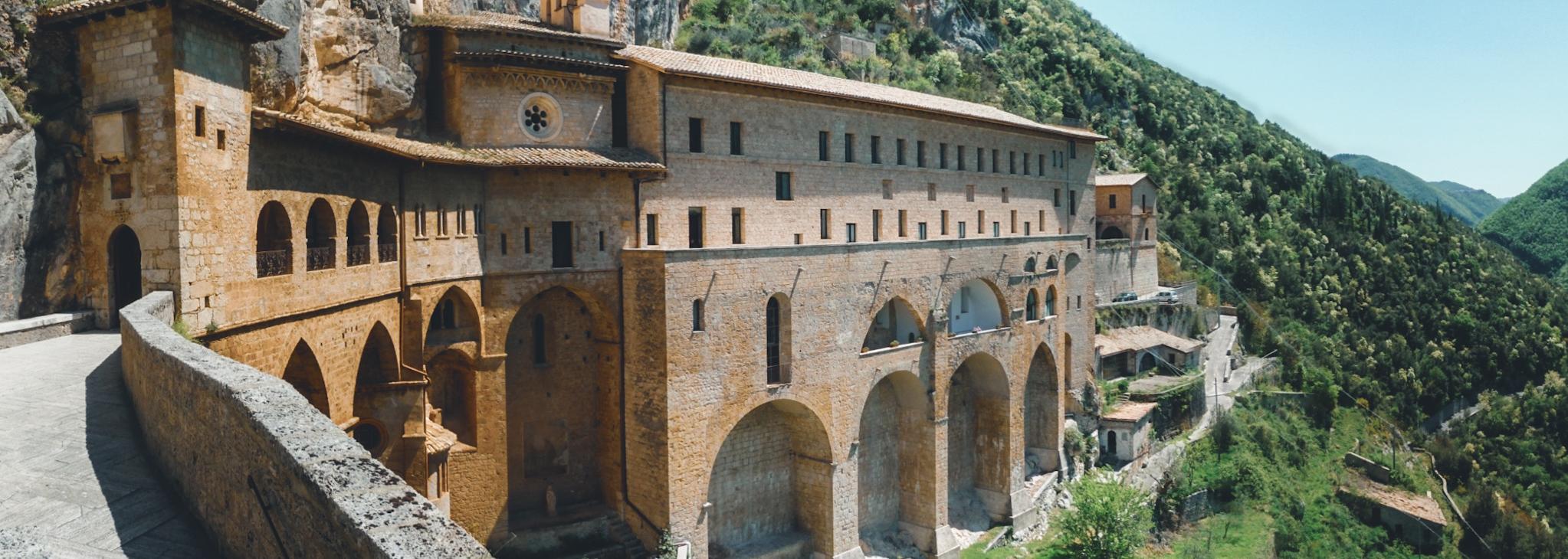 Zaštićeno: Norcia – Subiaco – Monte Cassino – Loreto