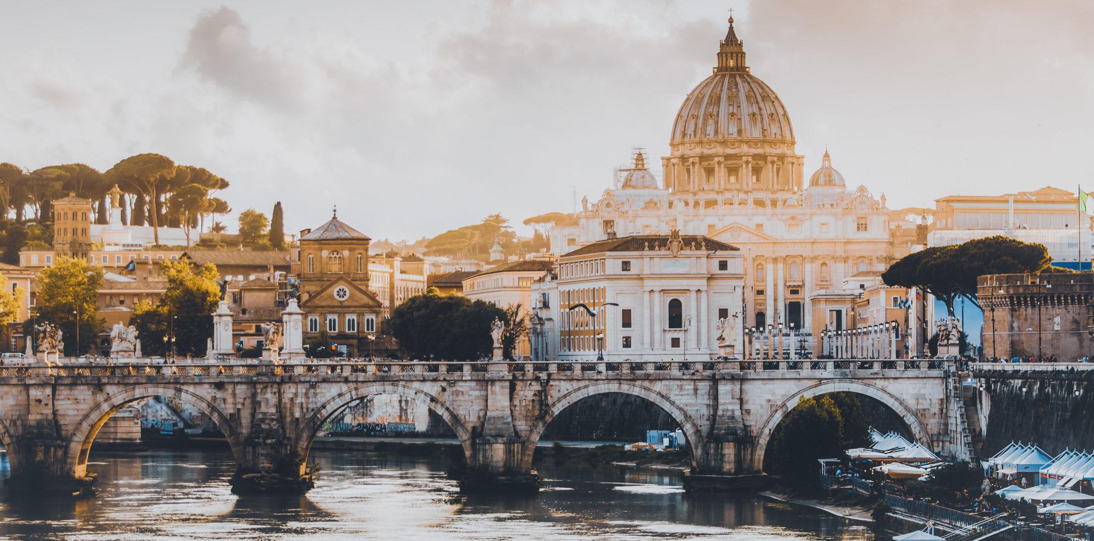 Rim – Vatikan – Asiz – Padova