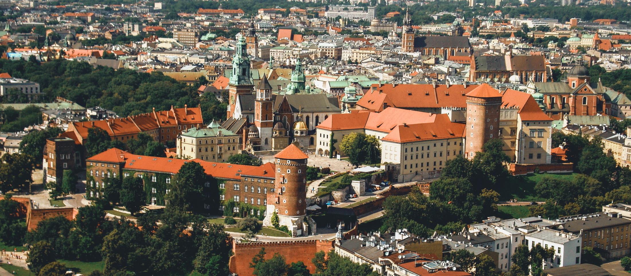 Mariazell – Beč – Częstochowa – Wadowice – Krakow – Budimpešta